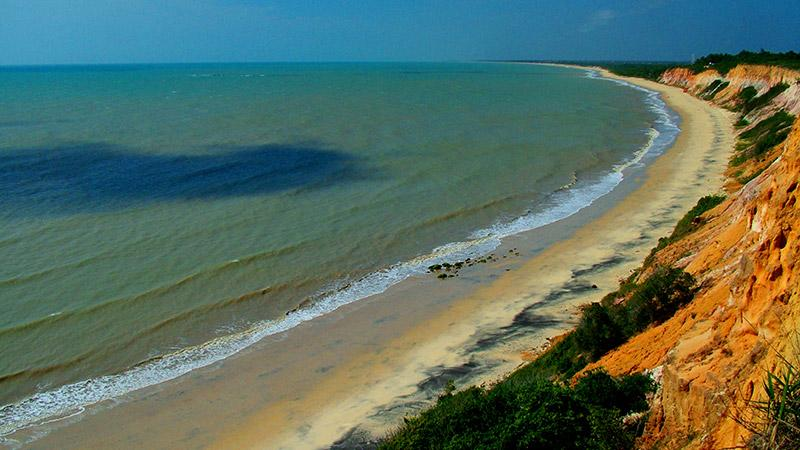 Natal e Révellion no litoral sul Bahia