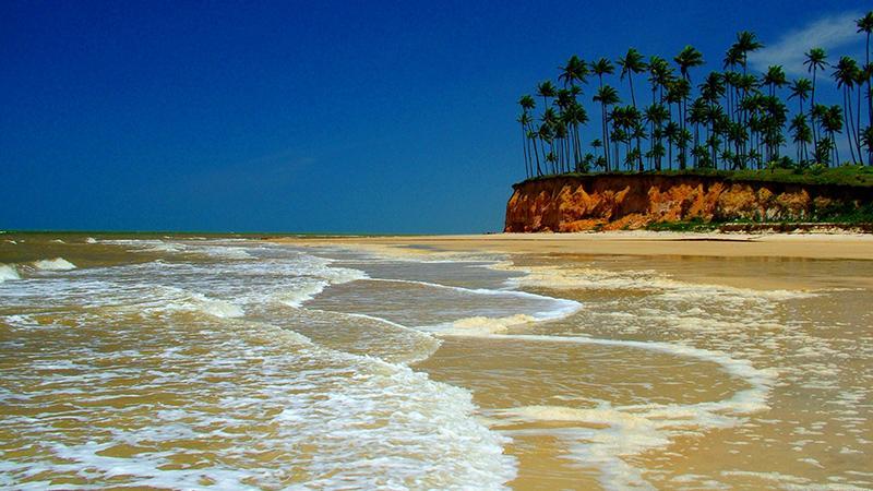 Passeios no litoral Sul da Bahia