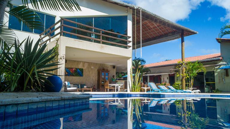 Pousada Novo Prado Banner Home 02