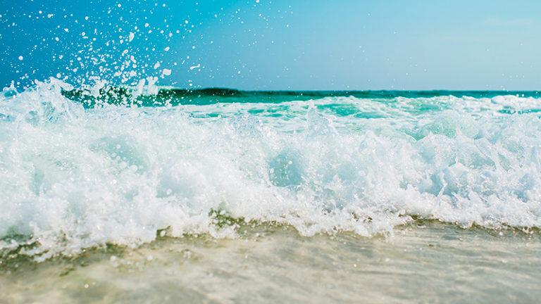 Conheça a Praia de Calambrião na Pousada Novo Prado
