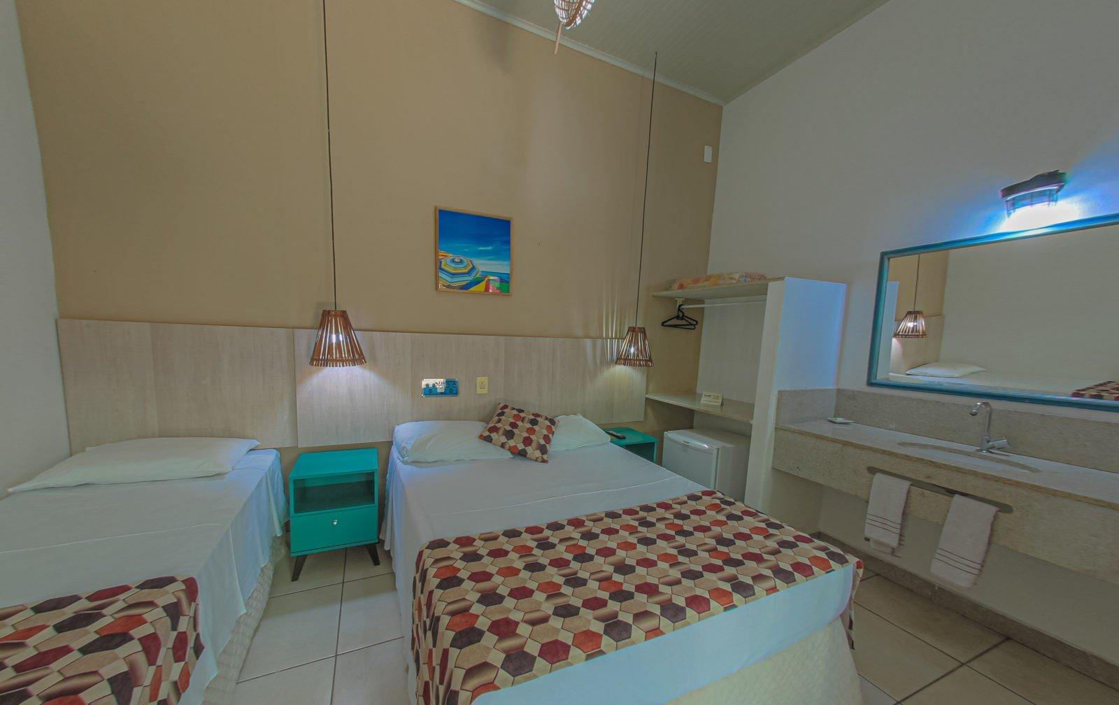 Apartamento Standard Triplo 01